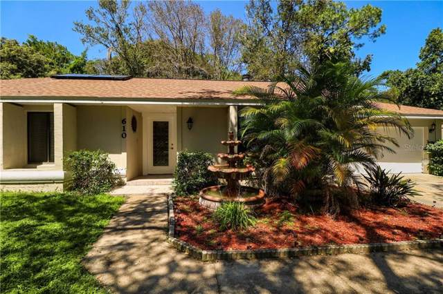 610 Dolphin Road, Winter Springs, FL 32708 (MLS #O5812289) :: Premium Properties Real Estate Services