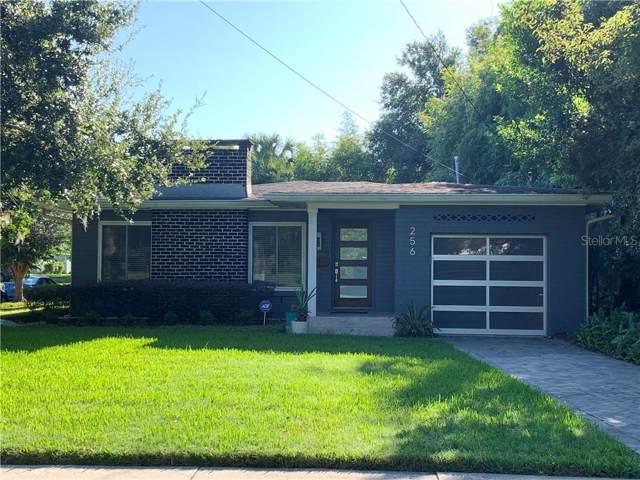 256 N Phelps Avenue, Winter Park, FL 32789 (MLS #O5812318) :: Gate Arty & the Group - Keller Williams Realty Smart