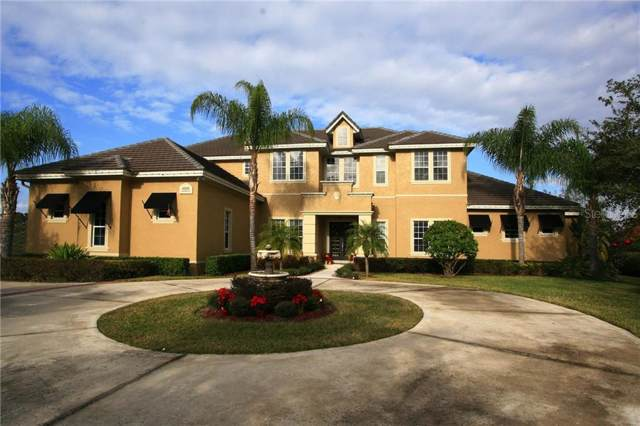 6000 Greatwater Drive, Windermere, FL 34786 (MLS #O5812339) :: Florida Real Estate Sellers at Keller Williams Realty