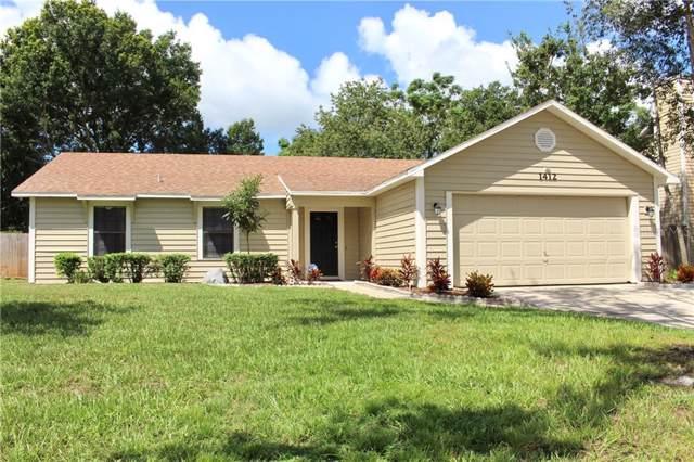 1412 Prairie Lake Boulevard #1, Ocoee, FL 34761 (MLS #O5812422) :: Bustamante Real Estate