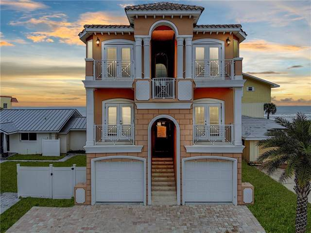 4071 Hill Street, New Smyrna Beach, FL 32169 (MLS #O5812431) :: Florida Life Real Estate Group