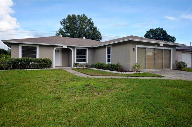 609 Antelope Lane, Poinciana, FL 34759 (MLS #O5812432) :: Florida Real Estate Sellers at Keller Williams Realty