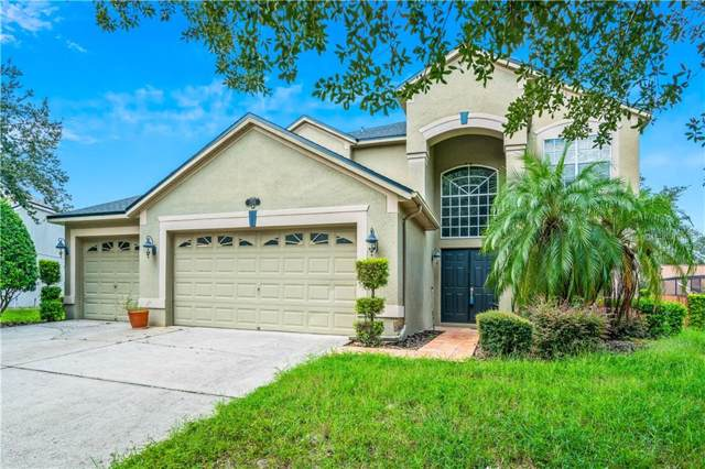 2733 Cordgrass Street, Oviedo, FL 32765 (MLS #O5812486) :: Premium Properties Real Estate Services