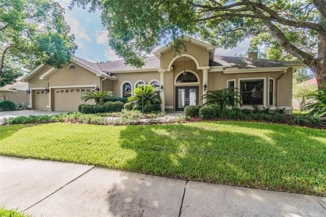 8407 Ridgebrook Circle, Odessa, FL 33556 (MLS #O5812487) :: The Nathan Bangs Group