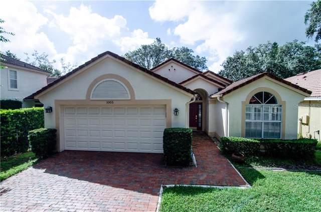 1005 E Pebble Beach Circle, Winter Springs, FL 32708 (MLS #O5812509) :: Lock & Key Realty