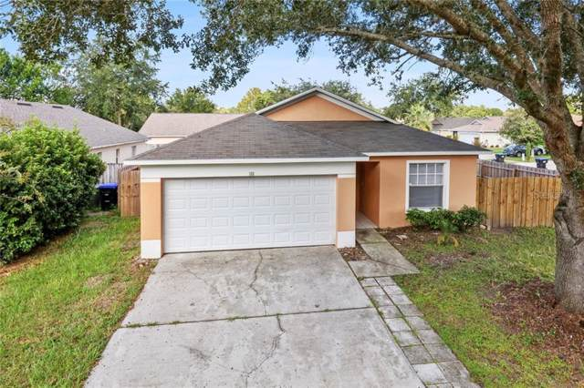 168 N Lake Pleasant Road, Apopka, FL 32703 (MLS #O5812545) :: Team Bohannon Keller Williams, Tampa Properties