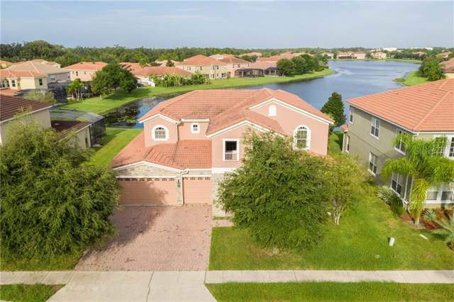 2804 Quiet Water Trail, Kissimmee, FL 34744 (MLS #O5812587) :: Griffin Group