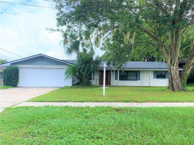 807 Springwood Drive, Orlando, FL 32839 (MLS #O5812648) :: Team Bohannon Keller Williams, Tampa Properties