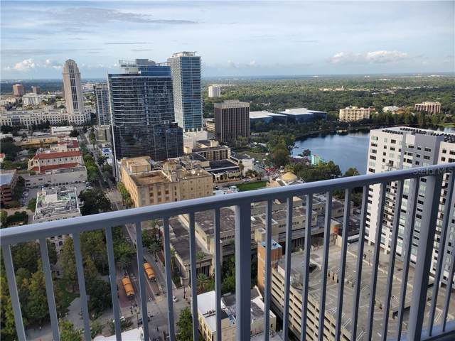 155 S Court Avenue #2715, Orlando, FL 32801 (MLS #O5812705) :: The Nathan Bangs Group