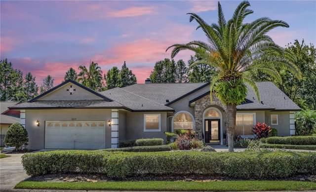 307 Sprucewood Road, Lake Mary, FL 32746 (MLS #O5812725) :: GO Realty