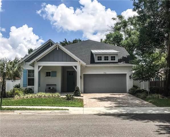 1566 Ridgewood Avenue No, Maitland, FL 32751 (MLS #O5812749) :: Burwell Real Estate