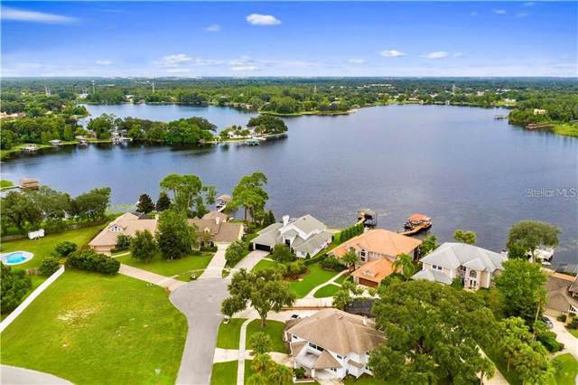 8605 Captiva Court, Orlando, FL 32817 (MLS #O5812786) :: Dalton Wade Real Estate Group