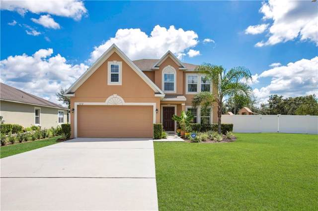 1852 Piedmont Court, Mascotte, FL 34753 (MLS #O5812826) :: Burwell Real Estate