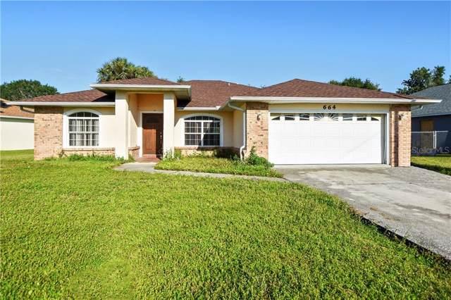664 Reindeer Drive, Poinciana, FL 34759 (MLS #O5812834) :: The Nathan Bangs Group