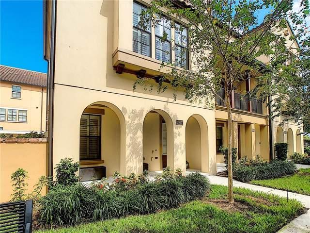 2160 Fresco Alley #3, Orlando, FL 32814 (MLS #O5812836) :: Team 54