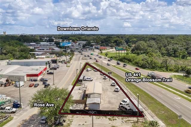 7116 Rose Avenue, Orlando, FL 32810 (MLS #O5812890) :: The Duncan Duo Team