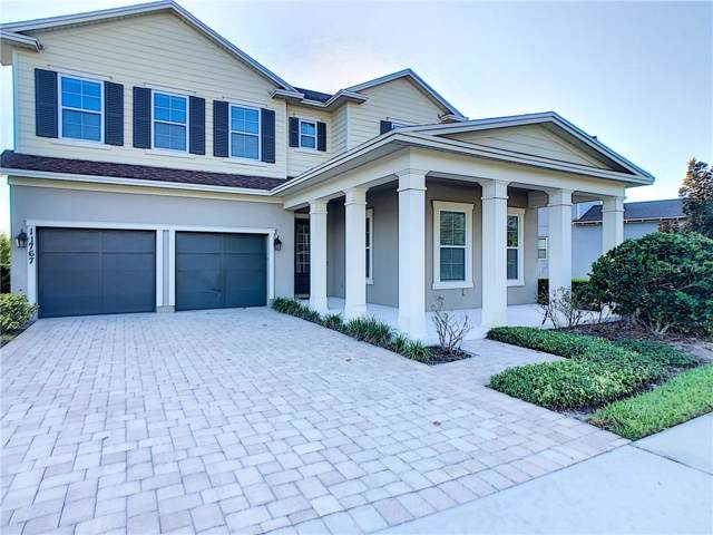 11767 Sprawling Oak Drive, Windermere, FL 34786 (MLS #O5812929) :: Gate Arty & the Group - Keller Williams Realty Smart