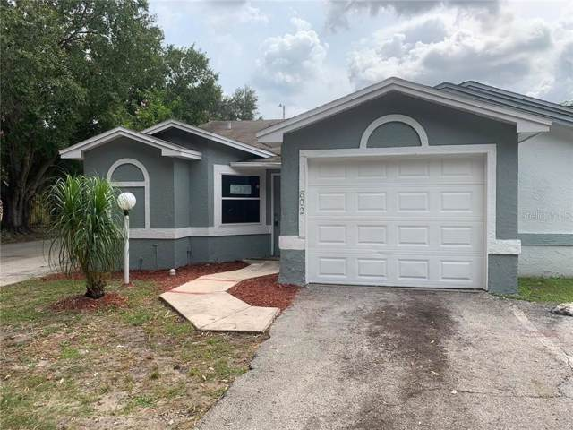 802 Angela Lane, Kissimmee, FL 34741 (MLS #O5812995) :: Team Pepka