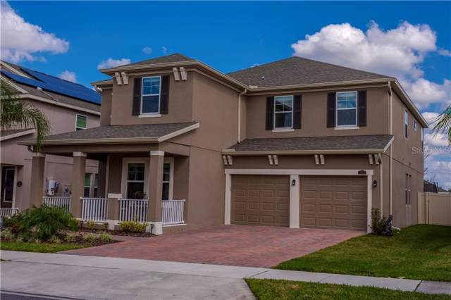 Address Not Published, Winter Garden, FL 34787 (MLS #O5813033) :: Burwell Real Estate