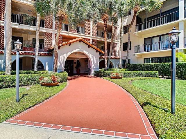 102 S Interlachen Avenue #109, Winter Park, FL 32789 (MLS #O5813058) :: GO Realty