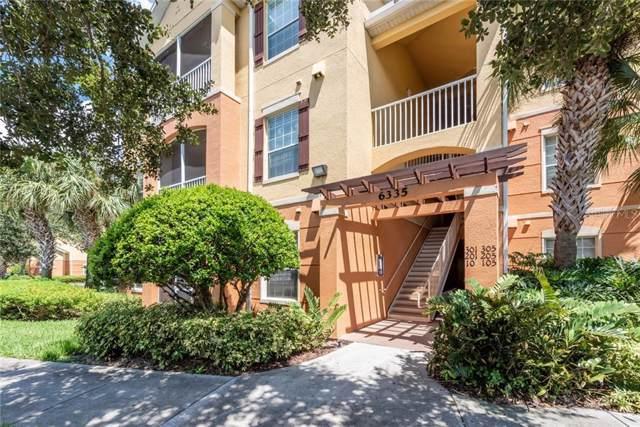 6335 Contessa Drive #302, Orlando, FL 32829 (MLS #O5813108) :: The Light Team