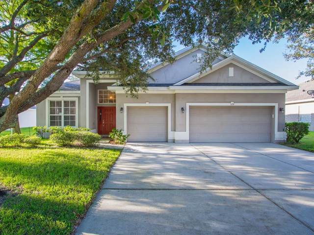 328 Burchington Drive, Debary, FL 32713 (MLS #O5813137) :: 54 Realty