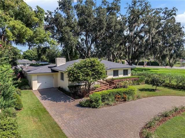 1009 S S Palm Ave Avenue, Orlando, FL 32804 (MLS #O5813153) :: KELLER WILLIAMS ELITE PARTNERS IV REALTY