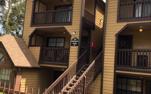 355 Lakepointe Drive #301, Altamonte Springs, FL 32701 (MLS #O5813155) :: Premium Properties Real Estate Services