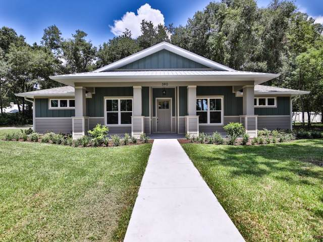 390 W Michigan Avenue, Lake Helen, FL 32744 (MLS #O5813174) :: Premium Properties Real Estate Services