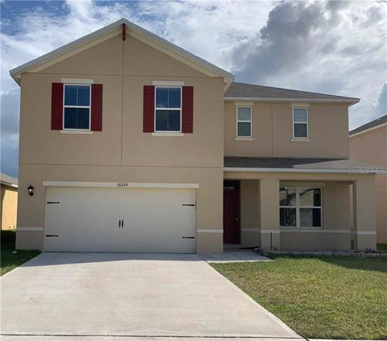 16224 Yelloweyed Drive, Clermont, FL 34714 (MLS #O5813180) :: The Light Team