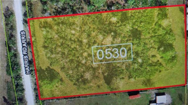 Harris Rd - Lot 0530, Saint Cloud, FL 34771 (MLS #O5813294) :: NewHomePrograms.com LLC