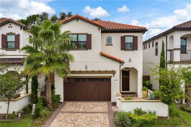 8167 Via Vittoria Way, Orlando, FL 32819 (MLS #O5813347) :: Team 54