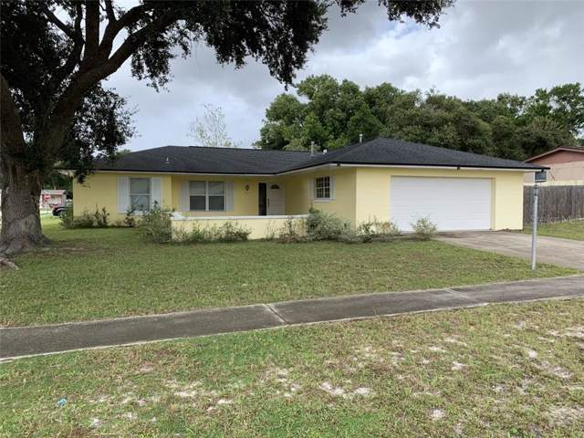 2402 Duval Avenue, Deltona, FL 32738 (MLS #O5813348) :: The Light Team