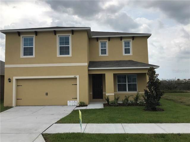 437 Panda Place, Davenport, FL 33837 (MLS #O5813399) :: Gate Arty & the Group - Keller Williams Realty Smart
