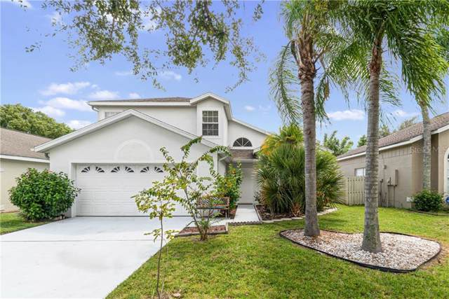 2720 Stone Oak Drive, Orlando, FL 32837 (MLS #O5813420) :: The Duncan Duo Team
