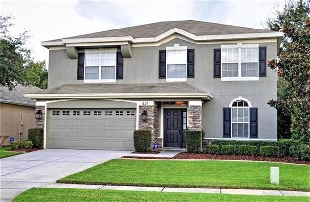 427 Moss View Circle, Orlando, FL 32825 (MLS #O5813441) :: The Brenda Wade Team