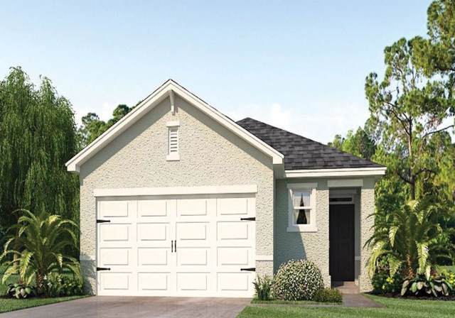 448 Tanglewood Drive, Davenport, FL 33896 (MLS #O5813459) :: Gate Arty & the Group - Keller Williams Realty Smart