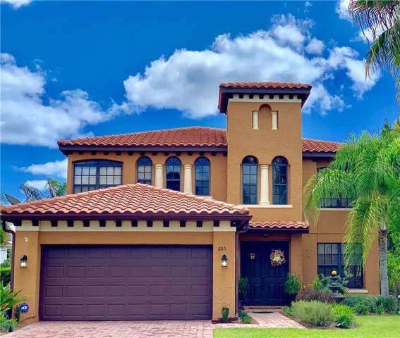 603 Fiorella Court, Debary, FL 32713 (MLS #O5813545) :: Lock & Key Realty