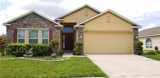 2551 Hunley Loop, Kissimmee, FL 34743 (MLS #O5813546) :: Griffin Group