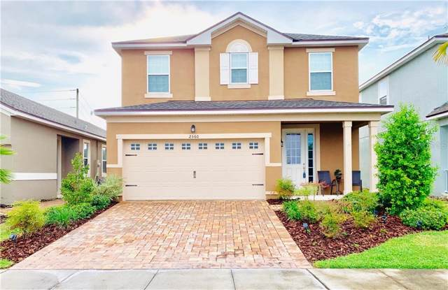 2560 Nouveau Way, Kissimmee, FL 34741 (MLS #O5813559) :: Team Pepka