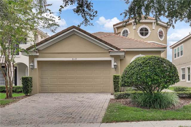 8127 Via Bella, Orlando, FL 32836 (MLS #O5813567) :: Premium Properties Real Estate Services