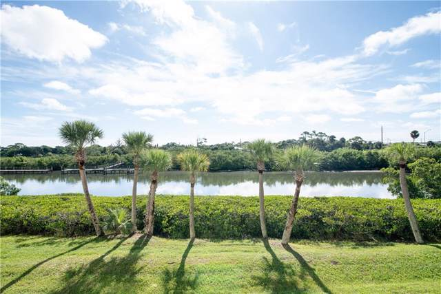 426 Bouchelle Drive #203, New Smyrna Beach, FL 32169 (MLS #O5813601) :: The Light Team
