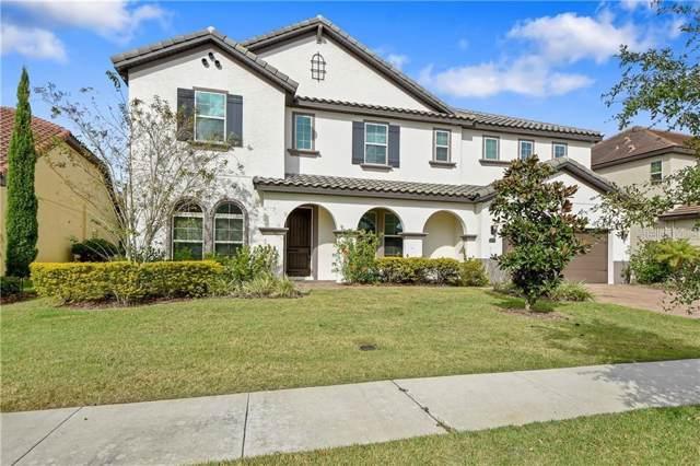 8715 Brixford Street, Orlando, FL 32836 (MLS #O5813640) :: GO Realty