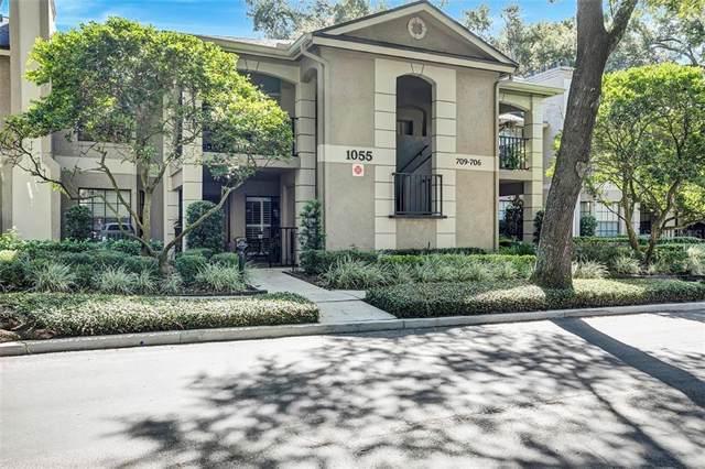 1055 Kensington Park Drive #709, Altamonte Springs, FL 32714 (MLS #O5813780) :: Premium Properties Real Estate Services