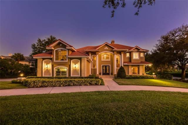 12564 Park Avenue, Windermere, FL 34786 (MLS #O5814075) :: The Brenda Wade Team