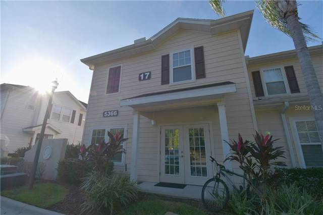 5366 Diplomat Ct 101, Kissimmee, FL 34746 (MLS #O5814439) :: Florida Real Estate Sellers at Keller Williams Realty