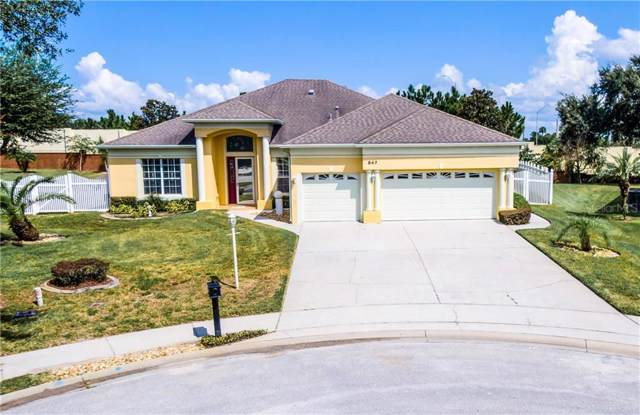 847 Cura Court, Oakland, FL 34787 (MLS #O5814469) :: Cartwright Realty