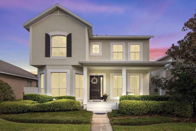 128 Avery Lake Drive, Winter Springs, FL 32708 (MLS #O5814864) :: Florida Real Estate Sellers at Keller Williams Realty