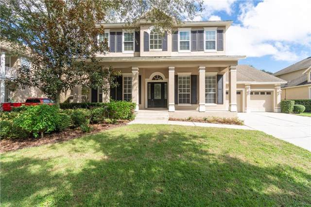 6043 Caymus Loop, Windermere, FL 34786 (MLS #O5814881) :: The Robertson Real Estate Group