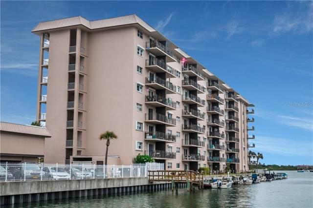 101 N Riverside Drive #507, New Smyrna Beach, FL 32168 (MLS #O5814936) :: Florida Life Real Estate Group